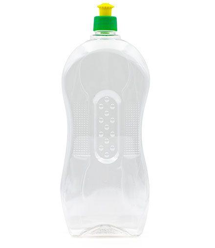 Produzione bottiglie in plastica e PET - 606-clear