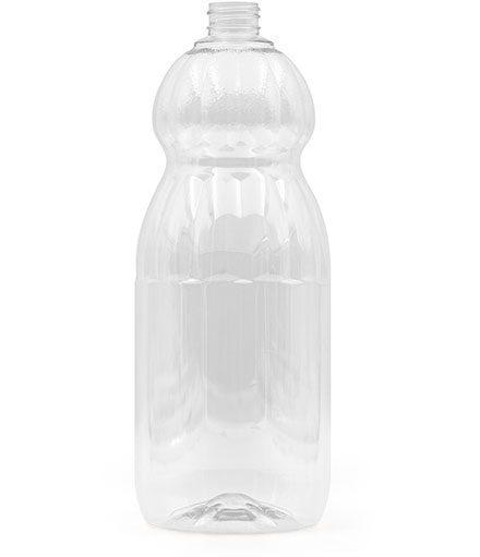 Produzione bottiglie in plastica e PET - 609-clear