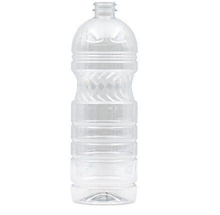 Produzione bottiglie in plastica e PET - 614-clear
