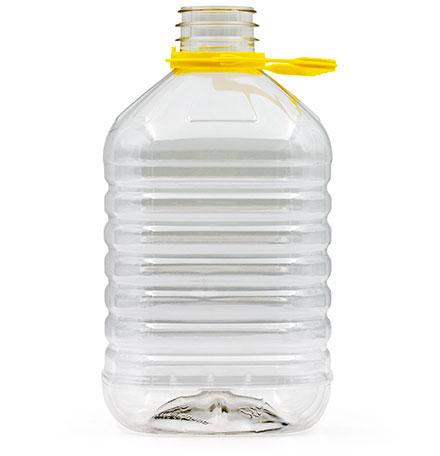 Produzione bottiglie in plastica e PET - 618b