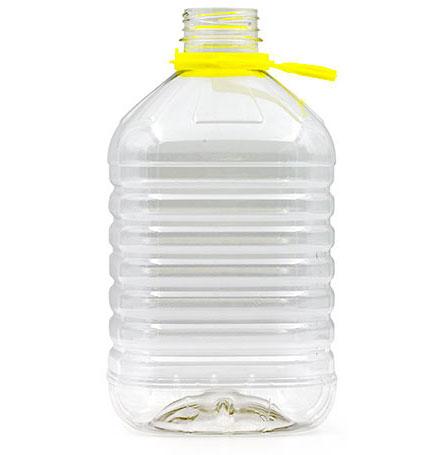 Bottiglie e flaconi in plastica e PET produzione bottiglie e flaconi in PET - 618F
