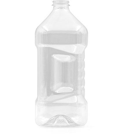 Produzione bottiglie in plastica e PET - 631-clear
