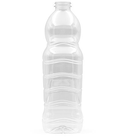Produzione bottiglie in plastica e PET - 647-clear