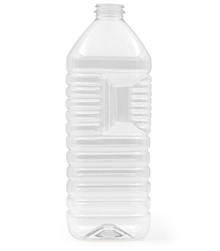 Produzione bottiglie in plastica e PET - 605-clear