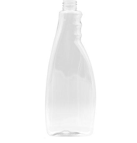 Produzione bottiglie in plastica e PET - 610-clear