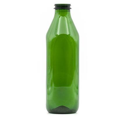 Produzione bottiglie in plastica e PET - 615-verde
