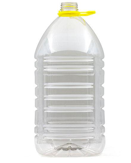 Bottiglie e flaconi in plastica e PET produzione bottiglie e flaconi in PET - 616F
