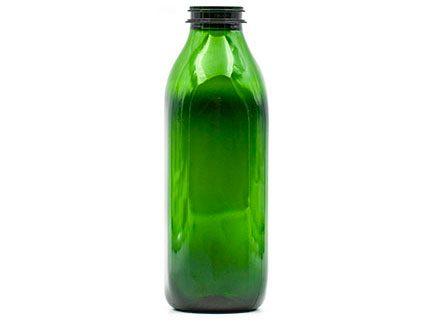 Produzione bottiglie in plastica e PET - 622-verde