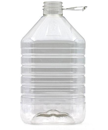 Bottiglie e flaconi in plastica e PET produzione bottiglie e flaconi in PET - 628V