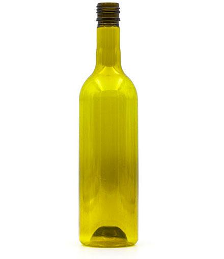 Produzione bottiglie in plastica e PET - 637-verde