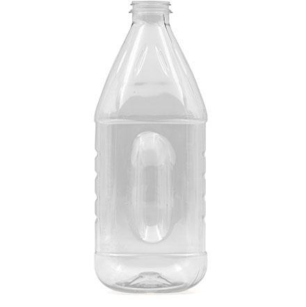 Produzione bottiglie in plastica e PET - 638-clear