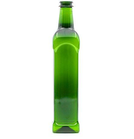 Produzione bottiglie in plastica e PET - 648-verde