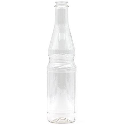 Produzione bottiglie in plastica e PET - 666-esclusiva-clear