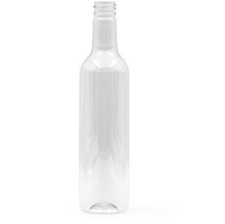 Produzione bottiglie in plastica e PET - 670-esclusiva-clear