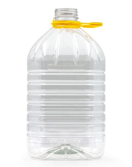Bottiglie e flaconi in plastica e PET produzione bottiglie e flaconi in PET - 671F