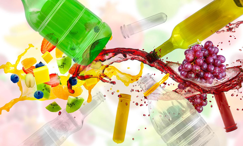 Produzione preforme e bottiglie in plastica e PET - home visual 03