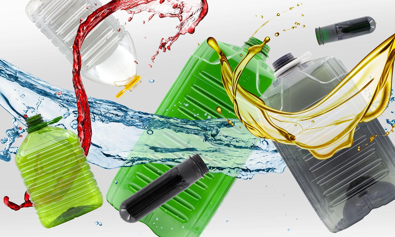 Produzione preforme e bottiglie in plastica e PET - home visual 05